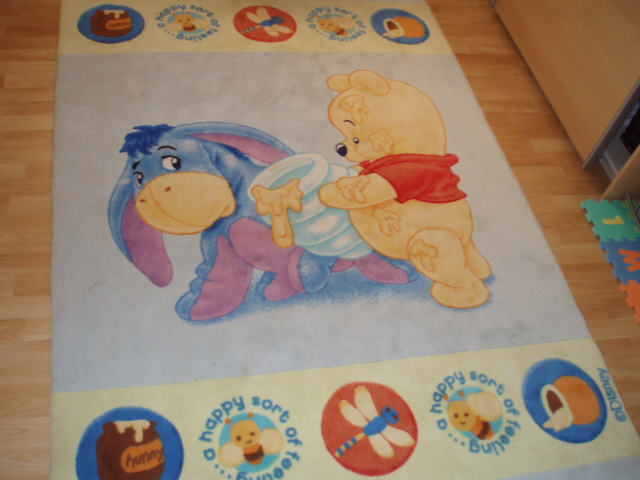 detsky koberec - Obrázok č. 1