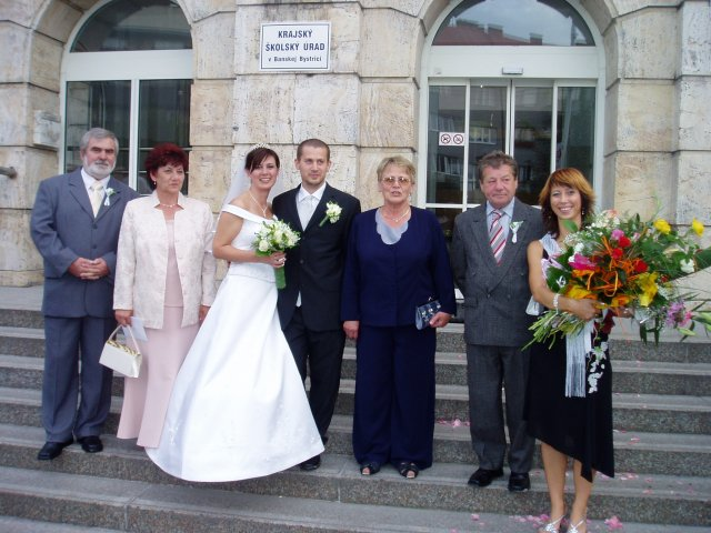 Monika{{_AND_}}Michal - s rodičmi