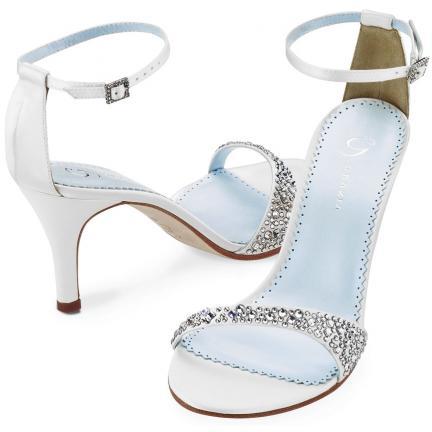Moja fialova svadba - Krásne topánočky