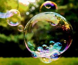 ...milujem bublinky...
