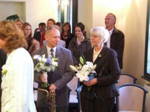 prostě rodiče nevěsty
