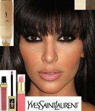 Make - up.....