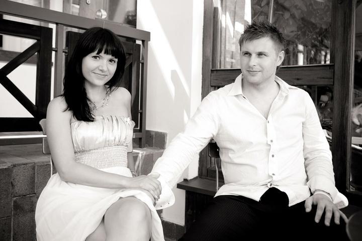 ...já a můj budoucí muž....:-)