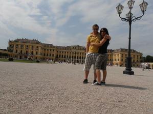 Vídeň....krátká, ale krásná svatební cesta.....