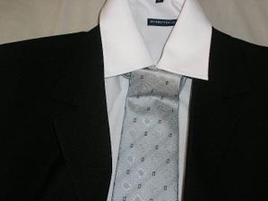 kosela a kravata pre mojho muzicka