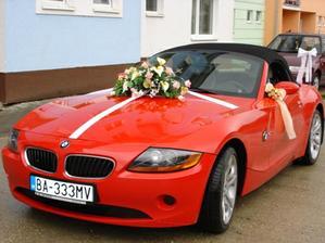 naše krásne autíčko...