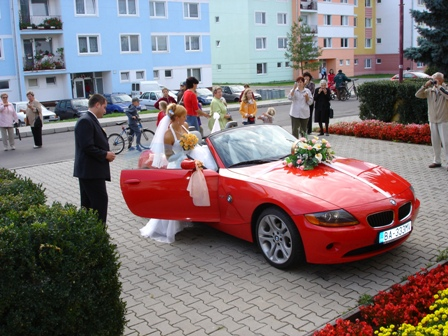 Katarína Ďurkovicová{{_AND_}}Peter Jančiar - štastní novomanželia, konečne to máme za sebou...
