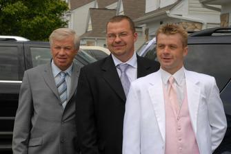 zenich s tatinkem a Pavlik