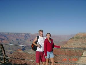 Svatebni cesta 2007(Grand Canyon/Arizona)