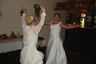 taneček s maminkou :-)