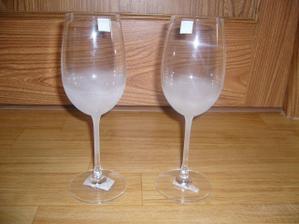 budu dělat svatební skleničky