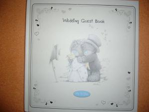 Kniha pro hosty
