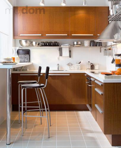 Inspiracie - kuchyna do bytu