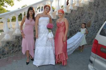 s mojimi drahými krstnými dcérami Kladikou a Diankou