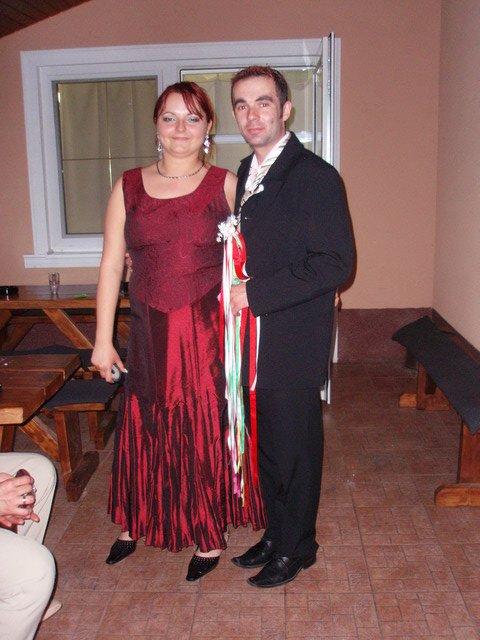 MARIKA{{_AND_}}MATKO - v popolnočných šatách so starejším Igorkom, super chlap