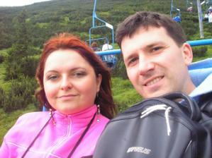 svadobna cesta v Tatrach:-)