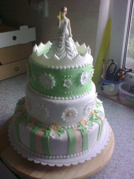 Marianna{{_AND_}}Marek - naša tortička ;)