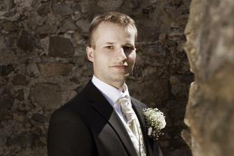 môj krásny muž :)