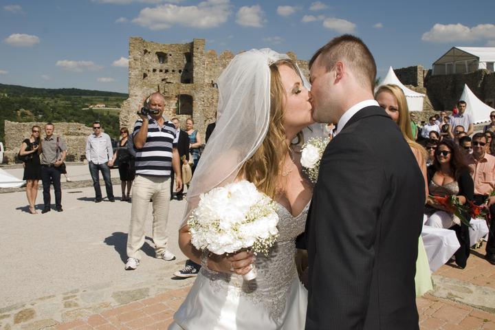 Marianna{{_AND_}}Marek - to je onaaaa - prvá pusa!