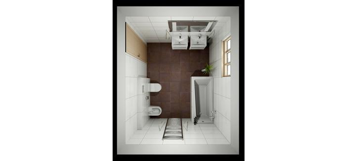 Naše budoucí koupelničky - hlavní koupelna