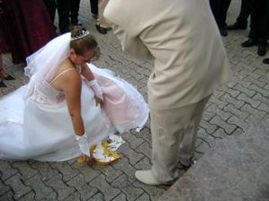 prvá novomanželská spolupráca