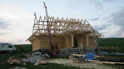 2.5.2011 - 17.deň prác s drevom