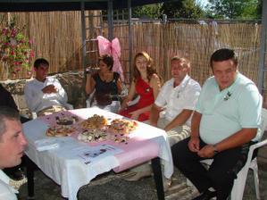 snídaně u nevěsty