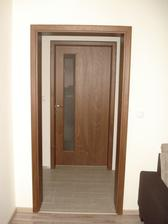 vnútorné dvere a zárubne