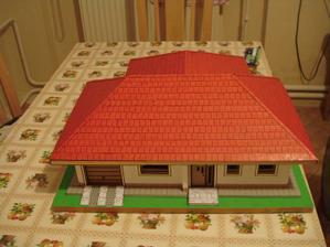 strecha a jej rozloženie