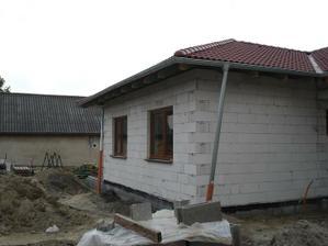 zadný pohľad- detské izby
