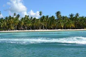 Dominikánská republika - svatební cesta