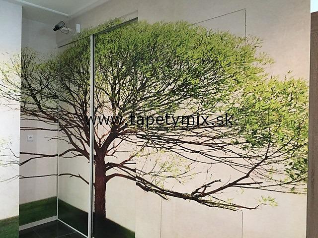 Inšpirácie s tapetami - realizácie v interiéroch - Obrázok č. 8