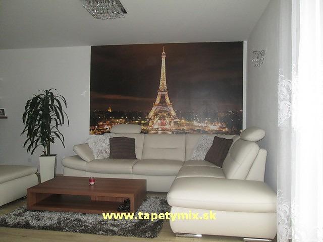 Inšpirácie s tapetami - realizácie v interiéroch - Obrázok č. 9