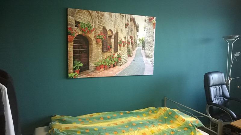 Obrazy na stenu, ktoré si vybrali naši zákazníci - Obrázok č. 7