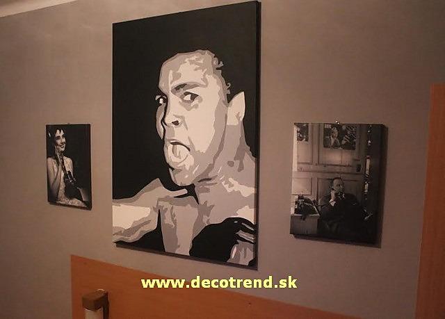 Obrazy na stenu, ktoré si vybrali naši zákazníci - Obrázok č. 10