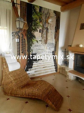 Inšpirácie s tapetami - realizácie v interiéroch - Obrázok č. 32