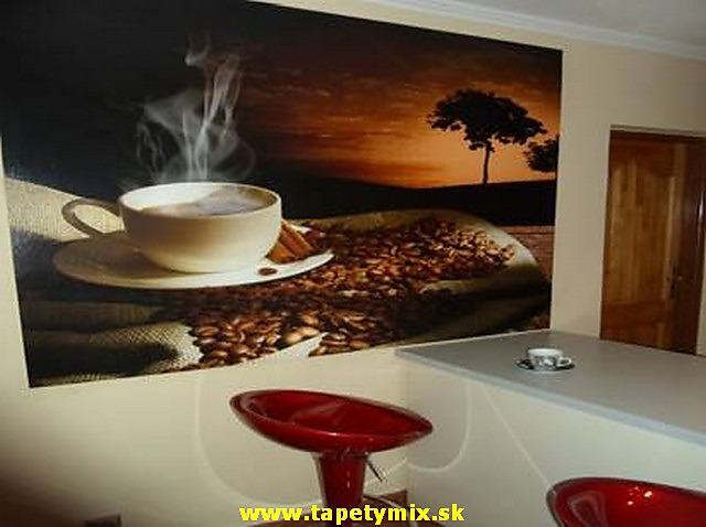 Inšpirácie s tapetami - realizácie v interiéroch - Obrázok č. 33