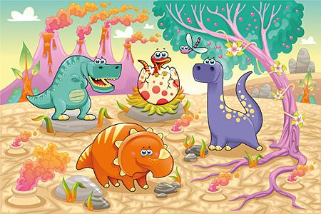 Aj detská izba potrebuje peknú tapetu - Obrázok č. 4