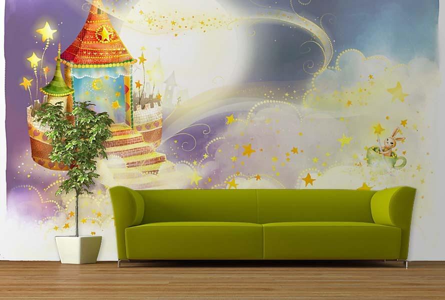 Aj detská izba potrebuje peknú tapetu - Obrázok č. 8