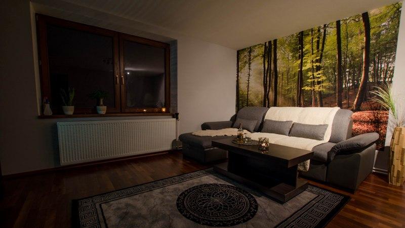 Inšpirácie s tapetami - realizácie v interiéroch - Obrázok č. 53