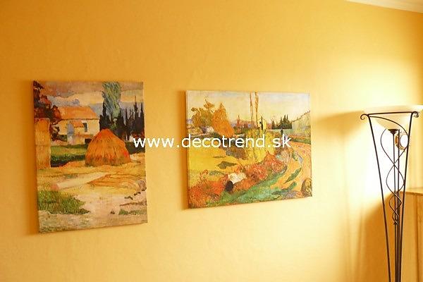 Obrazy na stenu, ktoré si vybrali naši zákazníci - Obrázok č. 35