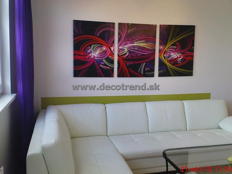 Obrazy na stenu, ktoré si vybrali naši zákazníci - Obrázok č. 39