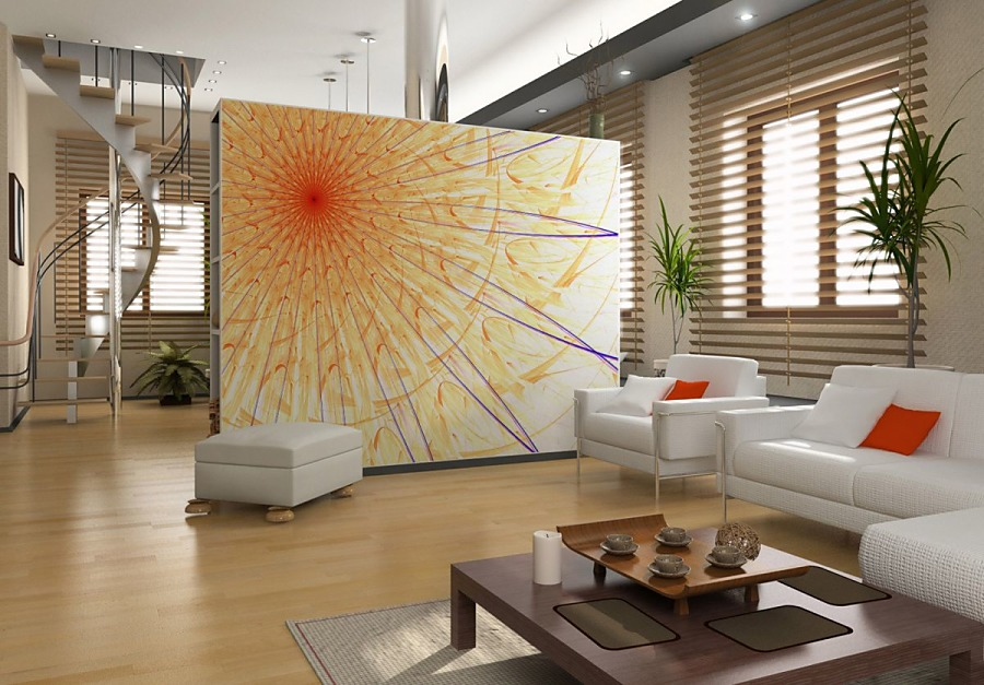 Tapety do obývačky - inšpirácie - Obrázok č. 7