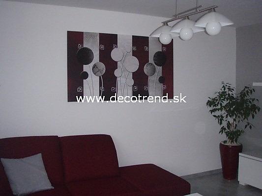 Obrazy na stenu, ktoré si vybrali naši zákazníci - Obrázok č. 53