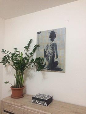 Obrazy na stenu, ktoré si vybrali naši zákazníci - Obrázok č. 54
