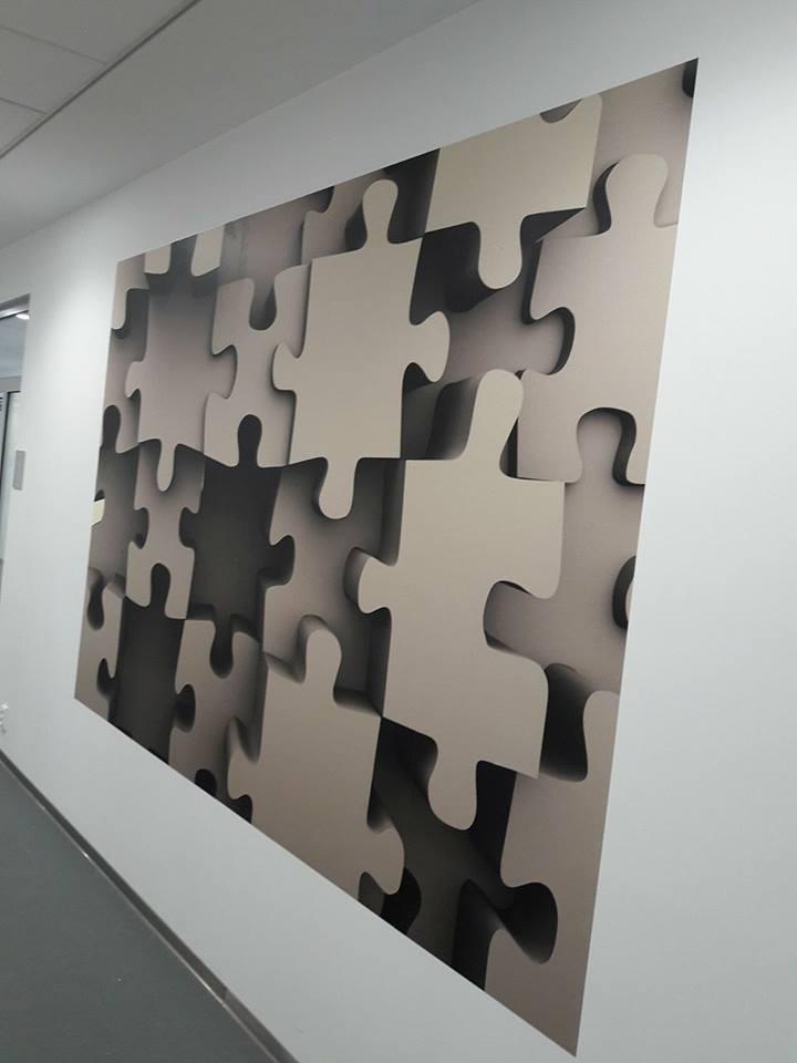 Inšpirácie s tapetami - realizácie v interiéroch - Obrázok č. 99