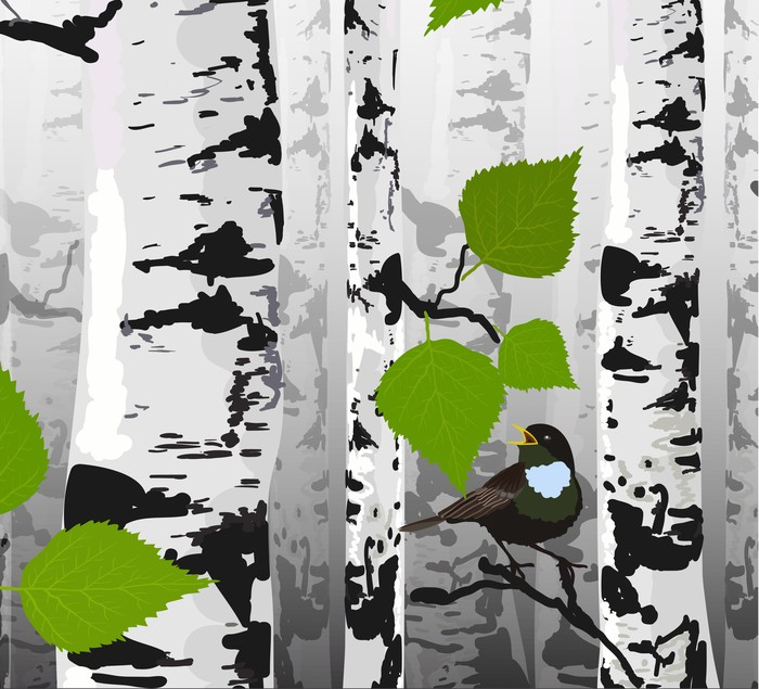 Stromy na tapetách - Obrázok č. 28