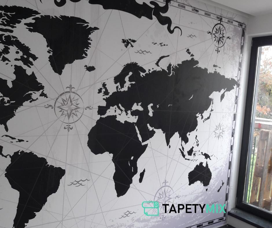 Inšpirácie s tapetami - realizácie v interiéroch - realizácia v obchodných priestoroch DK - fototapeta na mieru vliesová , rozmer 380cm x 270cm
