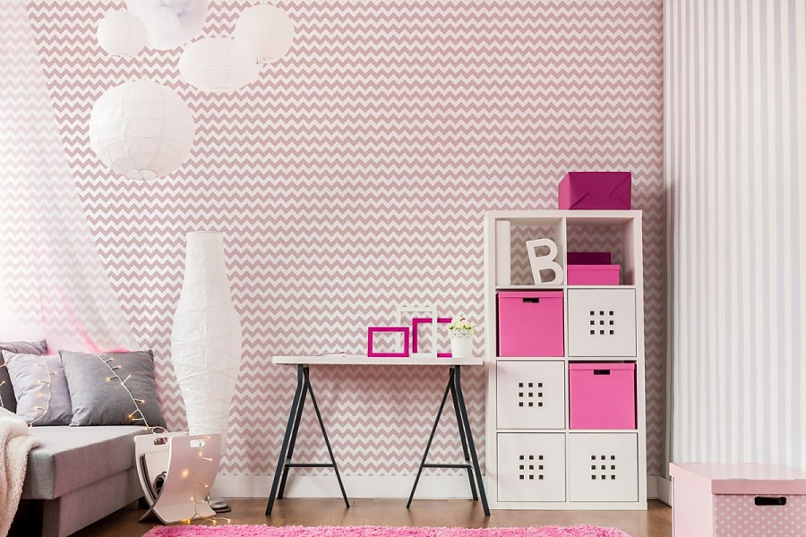 Aj detská izba potrebuje peknú tapetu - Obrázok č. 30