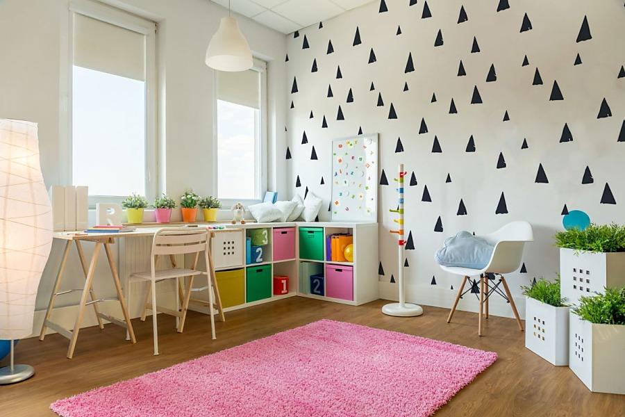 Aj detská izba potrebuje peknú tapetu - Obrázok č. 32
